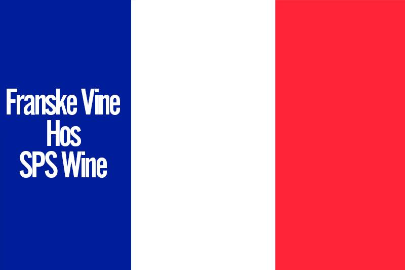Franske Vine hos SPS Wine