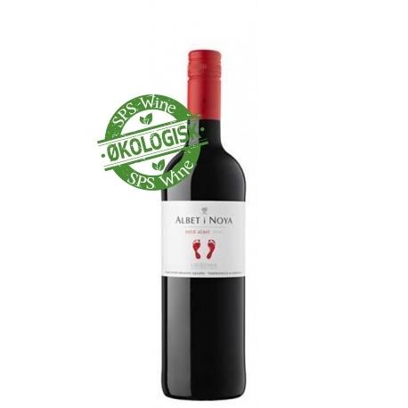 Albet I Noya Spansk økologisk rødvin