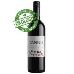 Tannu Rosso. Økologisk Siciliensk Rødvin.