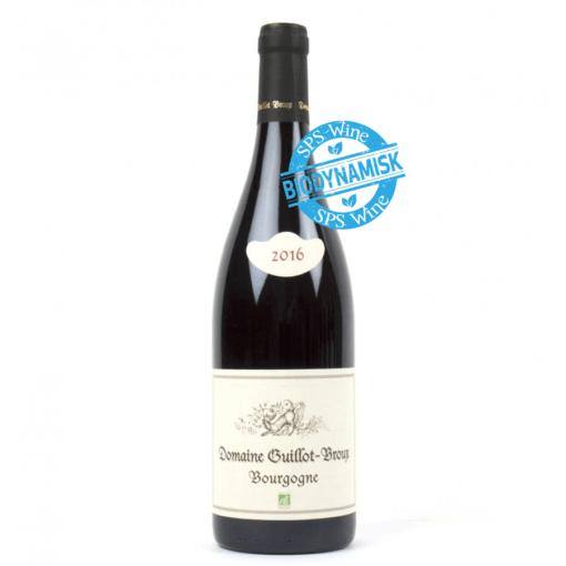 guillot broux aop bourgogne sps wine