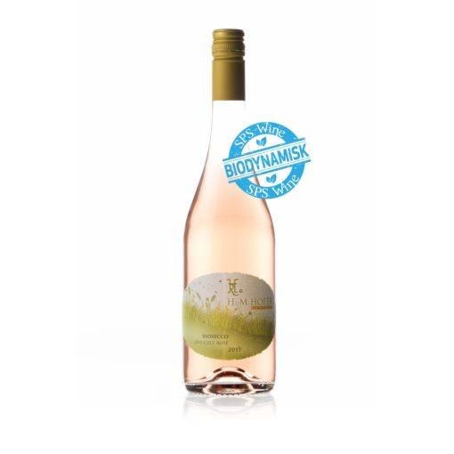 Weingut Hofer Grüner Biosecco Zweigelt Rosé rose SPS Wine vin biodynamisk økologisk