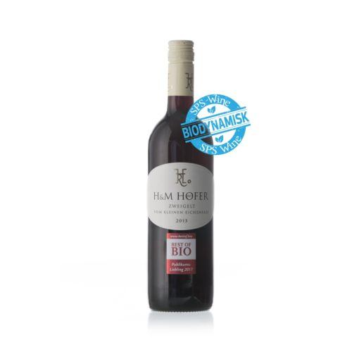Weingut Hofer Zweigelt Vom Kleinen Eichenfass SPS Wine Biodynamisk økologisk