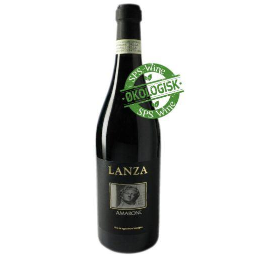 lanza amarone della valpolicella classico sps wine økologisk