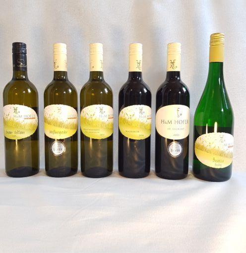 Smagskasse vinkasse sps wine østrig østrigsk rødvin hvidvin brut cava champagne
