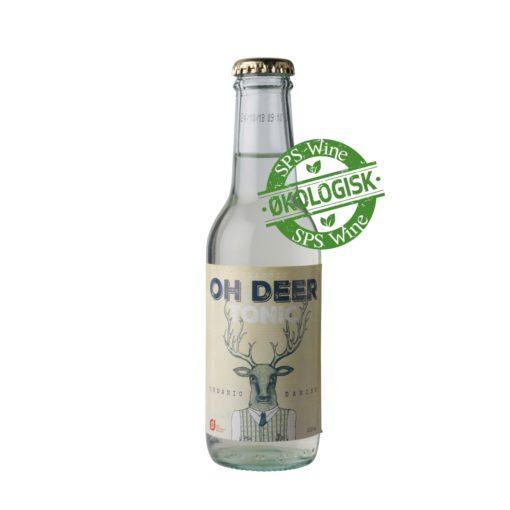 Oh Deer Tonic classic Økologisk SPS Wine