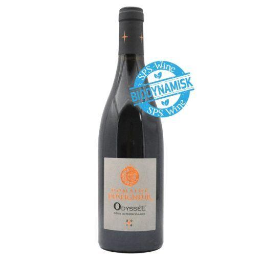 Domaine Duseigneur Odyssee sps wine biodynamisk rødvin