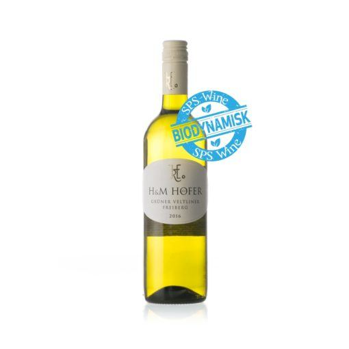 HuM Hofer Grüner Veltliner Freiberg 2016 SPS Wine