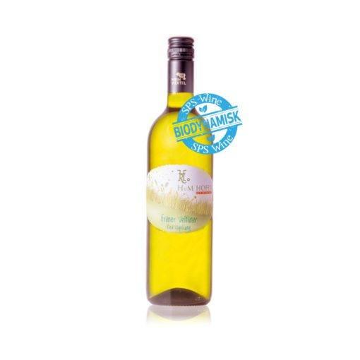 HuM Hofer Grüner Veltliner Ried Vogelssang sps wine biodynamisk hvidvin