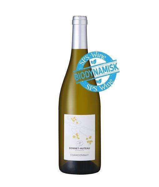 Bonnet Huteau Chardonnay sps wine biodynamisk hvidvin frankrig fransk