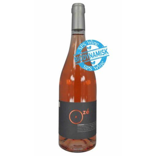 Mas Des Caprices Corbieres sps wine biodynamisk Rosé rose