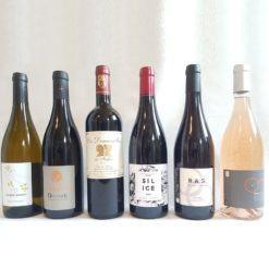 den franske nyhedskasse smagskasse smagekasse vinkasse sps wine biodynamisk økologisk