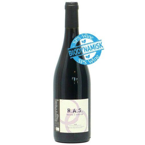mas des caprices ras sps wine biodynamisk rødvin frankrig fransk