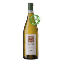 "Galarin Langhe Arneis DOC ""Barivel"" Økologisk, Piemonte Italien hvidvin øko"