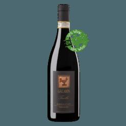 "Galarin Barbera d'Asti Superiore DOCG ""Tinella"" Piemonte Italien, Økologisk øko rødvin"