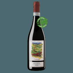 Galarin Monferrato Nebiolo Piemonte Italien Økologisk øko rødvin