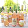 Rosekassen Rosé Rosé smagekasse, smagskasse, biodynamisk og økologisk rosévin SPS Wine