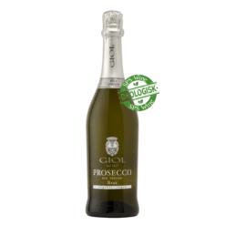 Giol Prosecco Brut Mirage Økologisk Mousserende, Veneto Italien sps wine