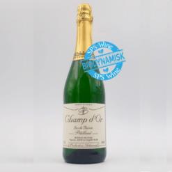 Bonnet Huteau Champ D'or Jus De Raisin - Alkoholfri, Biodynamisk mousserende